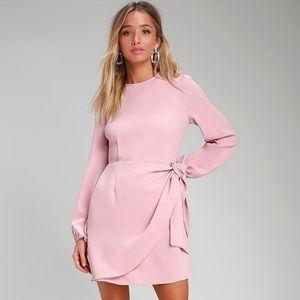 LuLu's Blush Dress